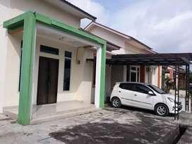 Disewakan Rumah Kontrakan per tahun Perumahan dekat Mall SKA Pekanbaru