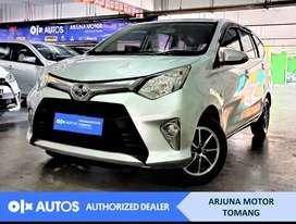[OLX Autos] Toyota Calya 2016 1.2 G M/T Bensin Silver #Arjuna Tomang
