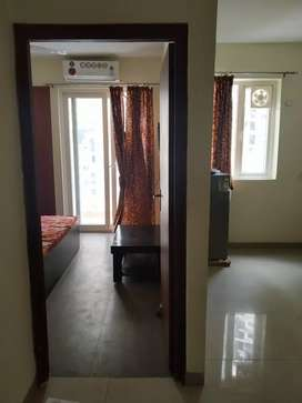 This flat is good location in urbtech Xavier near by matro station ..