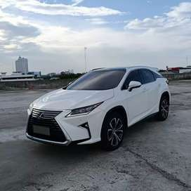 Lexus RX 200 Luxury thn 2016 KM 21rb!!