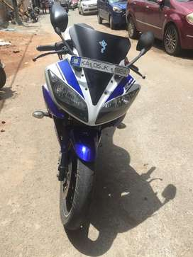 Yamaha R15 good condition 2017 2nd owner