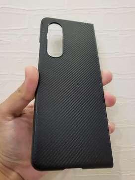 Samsung Galaxy Z Fold 3 Carbon Case