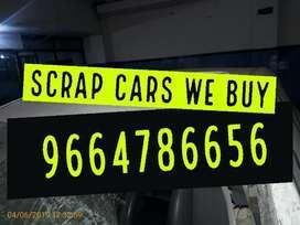Kaprgg.  We buy scrap junk cars