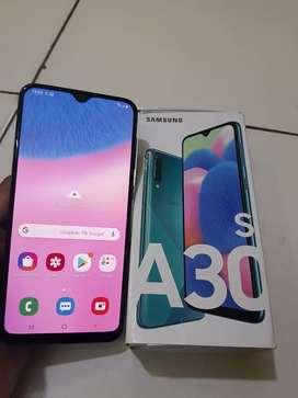Samsung A30s prisme grenn istimewa