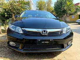 Honda Civic Rebirth