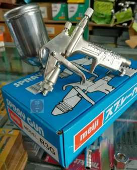 Spray Gun MEIJI R3 G Taiwan Tabung Atas COD BDG