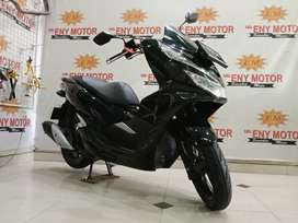 05¶ Muluss Gan  Honda PCX 150 ABS th 2019 Hitaam - Eny Motor