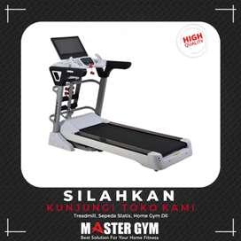 Alat Fitness Treadmill Electrik MG/635 - Kunjungi Toko Kami