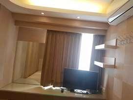Diatas mall Apt Bassura siap huni type 2 kamar disewakan murah