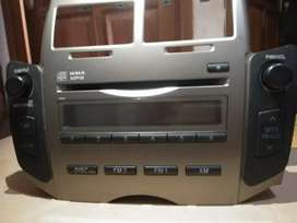 Headunit + CD player Toyota Yaris