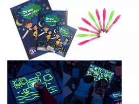 Mainan edukasi papan tulis anak