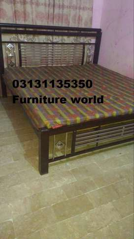 new design iron bed
