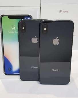 iPhone X 64GB with warranty