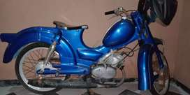 Dijual Zundapp Combinette 50cc 62'