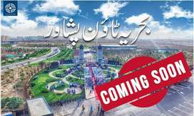 Bahria Town Peshawar launching soon forms files(Sale) get earliest.