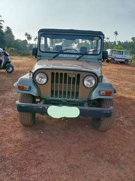 Mahindra Thar 2011 Diesel 36000 Km Driven