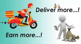 Delivery Executives ,Boys Only