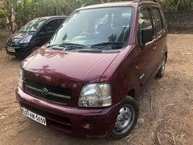 Maruti Suzuki Wagon R LXi BS-III, 2005, Petrol