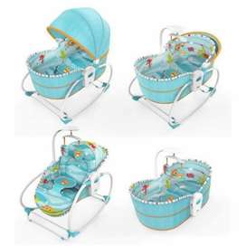 5 in 1 baby bassinet