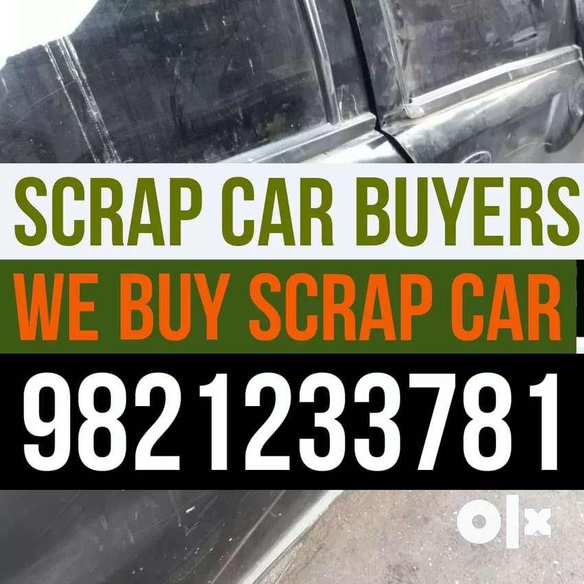 Dismenrlllee scrapp car buyer in mumbai