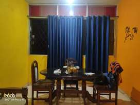 01 flatmates require for furnished flat at Colva beach road