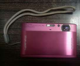 Sony Cyber-Shot DSCTX1 Digital Camera (Pink)