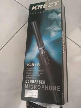 dijual microphone dan minitripod