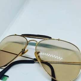 kacamata rayban BL usa leather odm 58