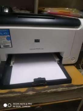 Hp cp 1025 lazer jet printer