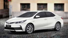 Toyota Corolla (2019) Get On Easy Monthly Installment