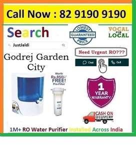 "GodrejGradenCity RO Dolphin Water Purifier Water Filter   Click ""Follo"