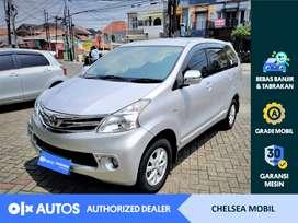 [OLX Autos] Toyota Avanza 2013 1.3 G Bensin A/T Silver #Chelsea Mobil