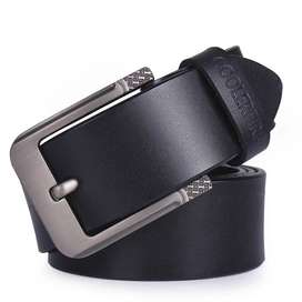 HIGH QUALITY IMPORTED COWHIDE LEATHER BELTS