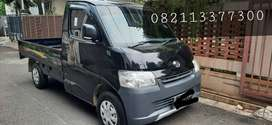 Daihatsu Grand Max Pick up 1.5 Ac/Ps 2019 Hitam Pajk STNK danKIR Hidup