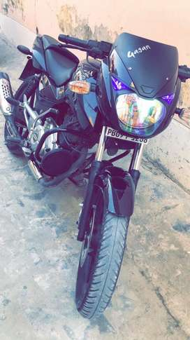 Pulsar 150 new bike new battry new tyar