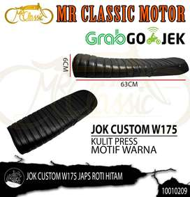 jok custom W175 kulit pres slim