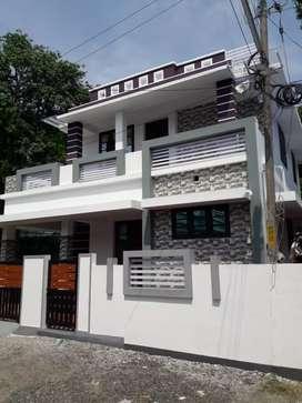 New house,aluva muppathadam