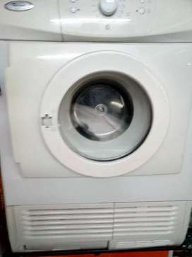 Driyer machine whirlpool 6kg