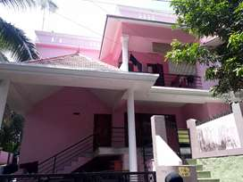 Independent 3 BHK House for Rent near at Palkulangara Devi Temple