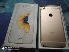 Apple iPhone 6S 32GB with box and charger data
