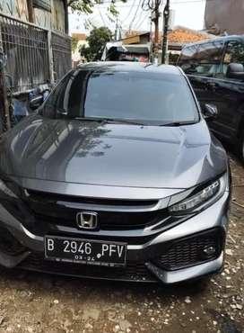 Honda Civic Hactback 2018/2019 Abu2.