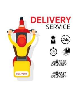 Job vacency open on food delivery boy in kolkata city