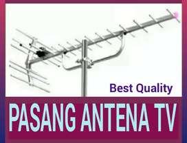 Antena TV UHF Digital - Order Online Lengkap Pemasangan