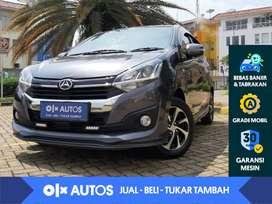 [OLXAutos] Daihatsu Ayla 1.2 R Deluxe M/T 2017 Abu-abu