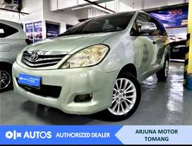 [OLXAutos] Toyota Kijang Innova 2006 2.0 G A/T Hijau #Arjuna Tomang
