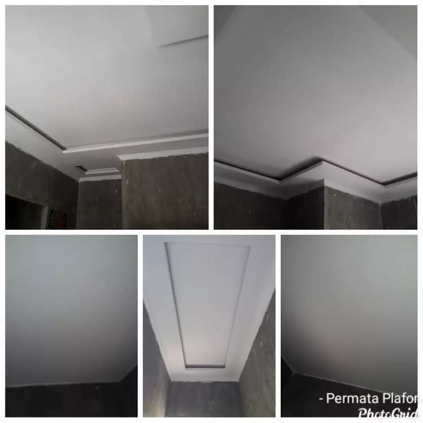 Plafon Gypsum/ Grc /  PVC 0
