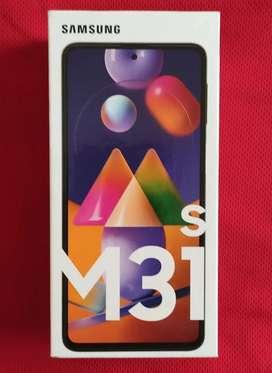 Samsung M31s 6+128gb all color & M51 & F41 & M31 & M21 & M11 sealpack.
