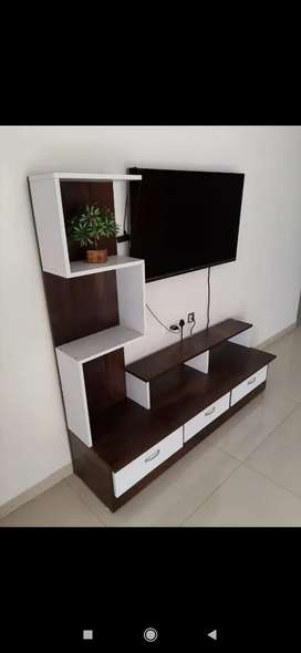 Brand new Wooden TV unit direct from Alpha Furnishings