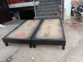 Brand new low floor double bed 6x6