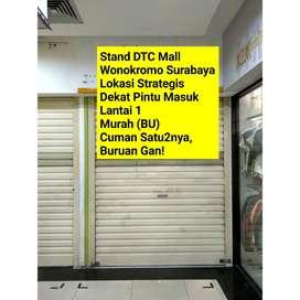 Stand DTC Mall Wonokromo lantai 1 Strategis Disewakan Murah